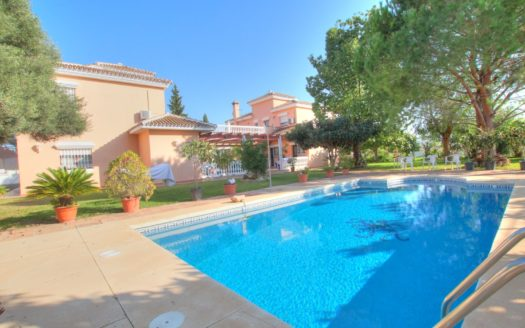 2 INDEPENDENTS VILLAS IN MIJAS GOLF