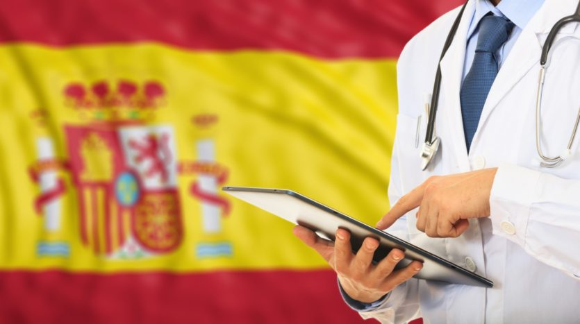 British Embassy 'reassures' Brits in Spain over healthcare post-Brexit